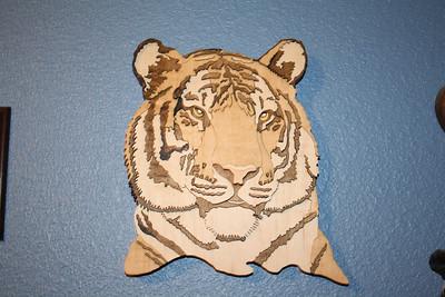 Tiger for Jamey