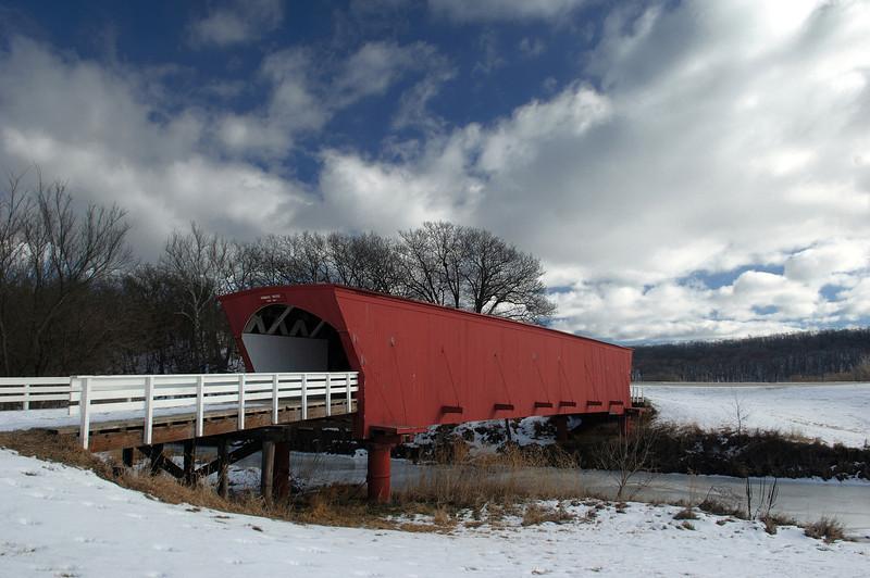 Hogback Bridge in Madison County,Iowa Photo # 49