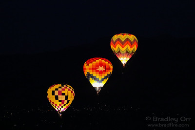 THE GREAT RENO BALLOON RACE 2017