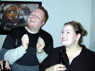 Mark and Elizabeth