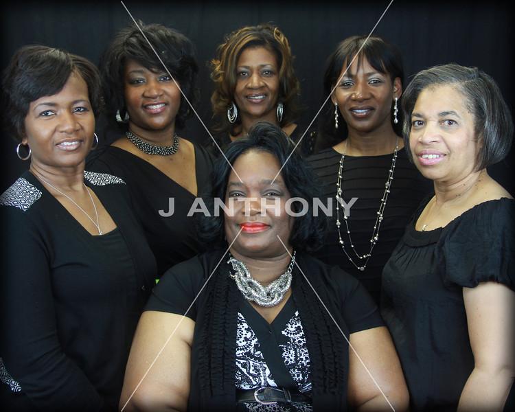 JoAnn Patterson & Sisters