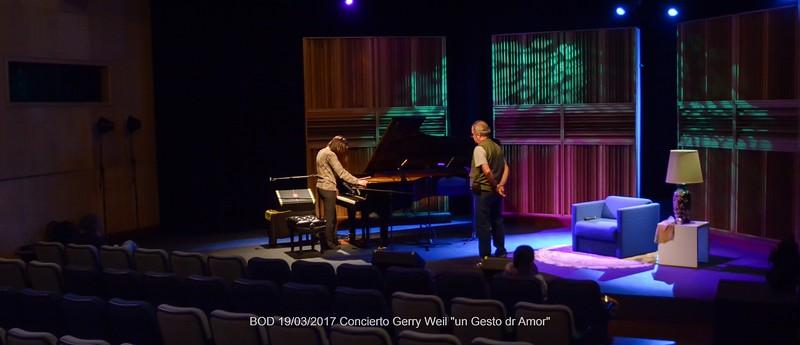 Gerry Weil: Un Gesto de Amor