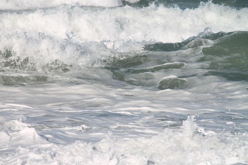 Ocean Beach California Waves
