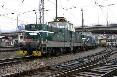ZSSK Class 110