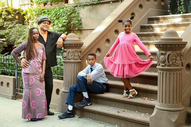 2016.10.12- Adeyinka Family