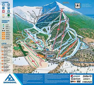 Senior Olympics Skiing 2020