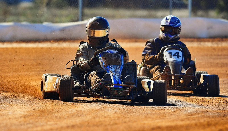 Loxton Kart Club Trophy Day