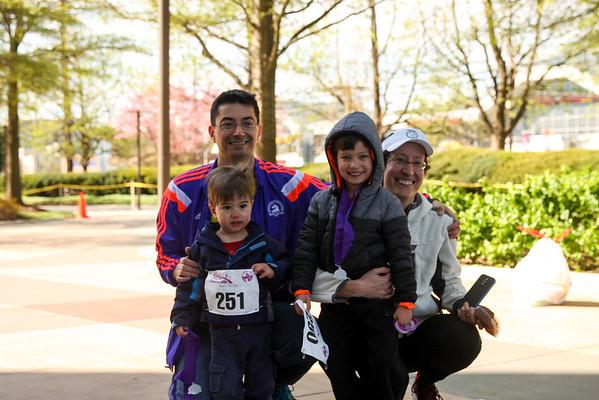 Pikes Peek 10K - Kids Race Photos