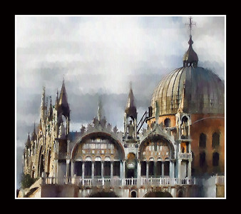 Venice San Marco and Ducal Palace