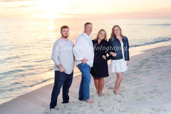 The Whittecar family  |  Panama City Beach