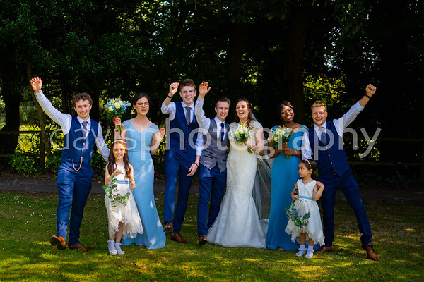 Ruth & Paul Wedding Photography