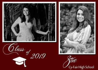 Zoie Graduation