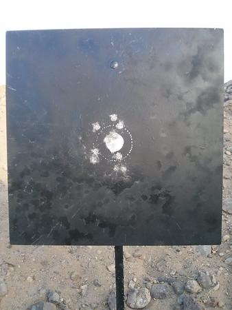 600 Yards Precision Shooting - November 27, 2014