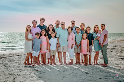 St.Pete Beach Extended Family
