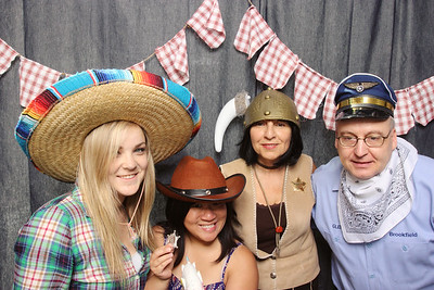 Brookfield - Suncor Energy Centre Staff Stampede Party 2014