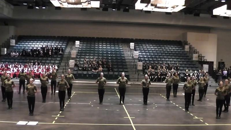 April 2-3 Nationals Elite dances