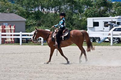 Wyoming County Roundup Western Horsemanship JR