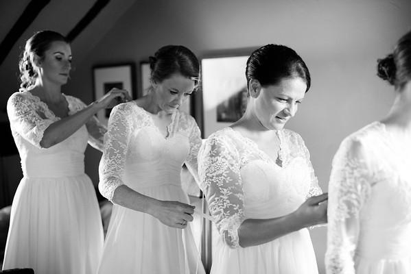 Bridal Party Preps