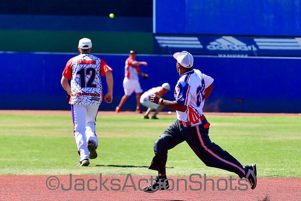 Mid - Atlantic Softball vs Mavs