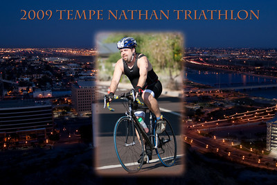 Nathan Triathlon Bike - Tempe 2009
