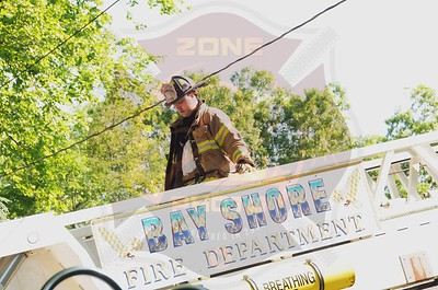 Bay Shore F.D. Signal 13 424 Brooklyn Ave. 6/15/13
