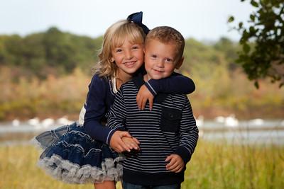 Makayla and Logan