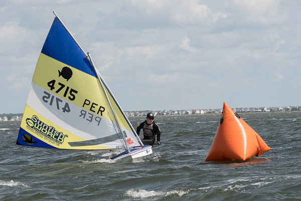 Sunfish Worlds- Sailor Pictures