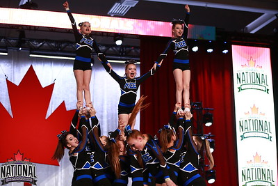 ACE Athletics Montreal  Reign - Junior X-Small 1