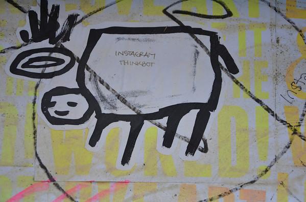 Seattle Street Art March 2013