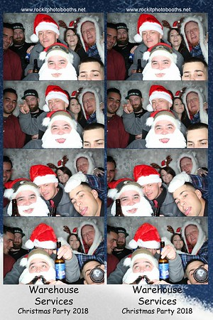 Warehouse Services Christmas 2018