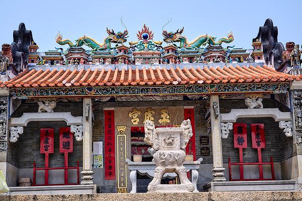Pak Tai Temple  長洲北帝廟
