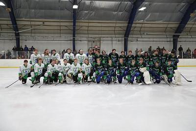 2018-2019 Centerville High School Hockey