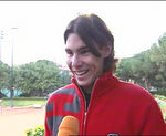 Rafa in Barcelona (22nov05)