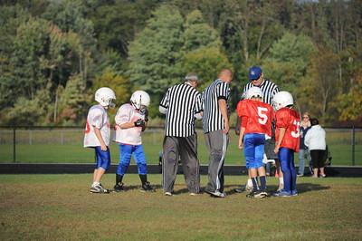 Patriots Vs Bulldogs 100113