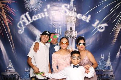 Alani's Sweet 16