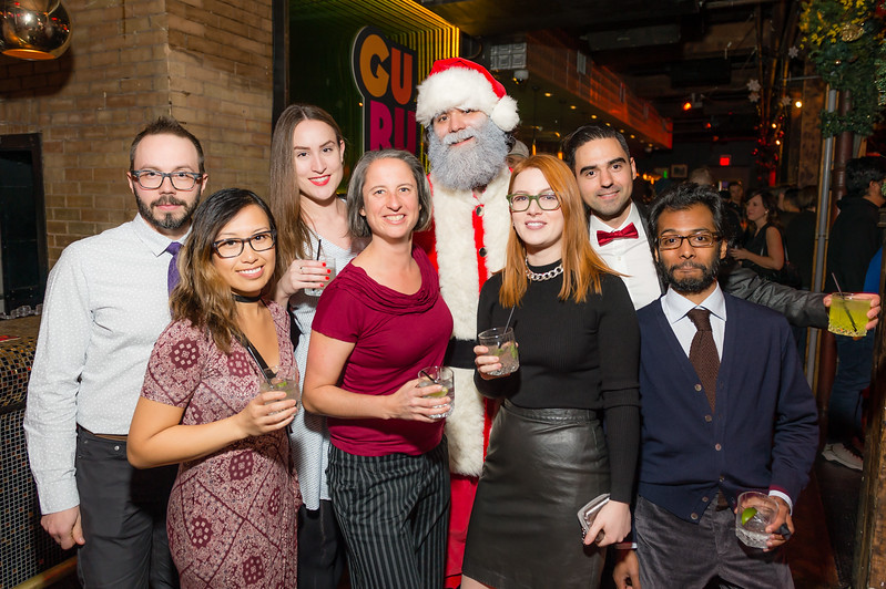 Guru Studio's 2016 Jingle and Mingle | #GuruJingle2016 | Photo by // Photagonist.ca