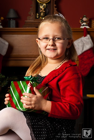 Hollee Christmas 2011