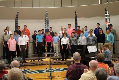2014 Fall Choir Concert
