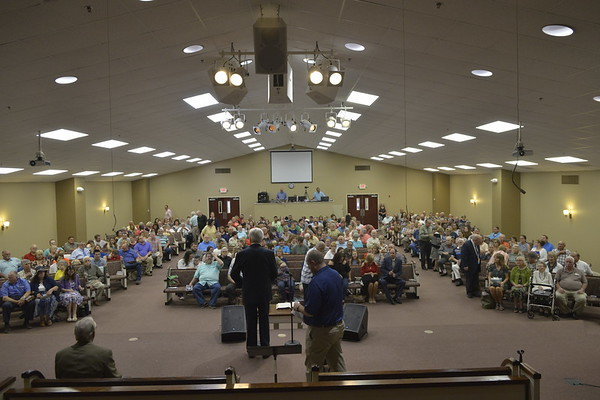 High Attendance Sunday School