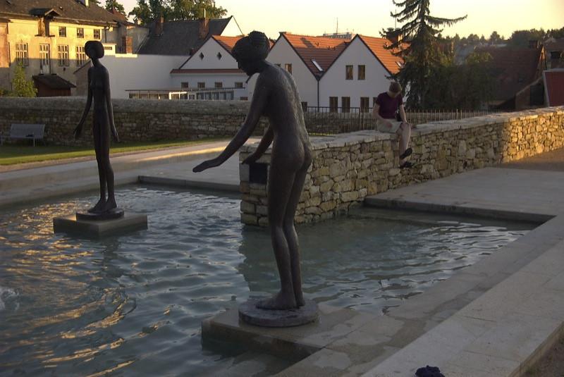 Statues - Litomysl, Czech Republic