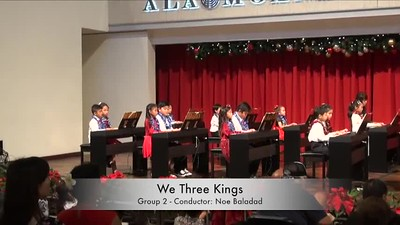 Masaki School of Music 35th Christmas Extravaganza Trailer