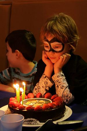 Xavier's Birthday