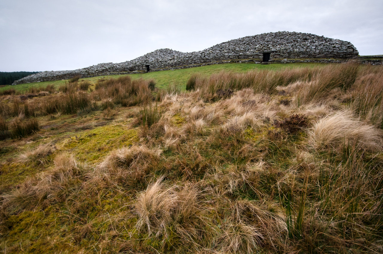 NC500 - Caithness - Grey Cairns of Camster