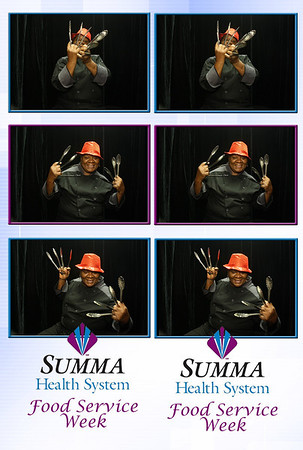 Summa Food Week