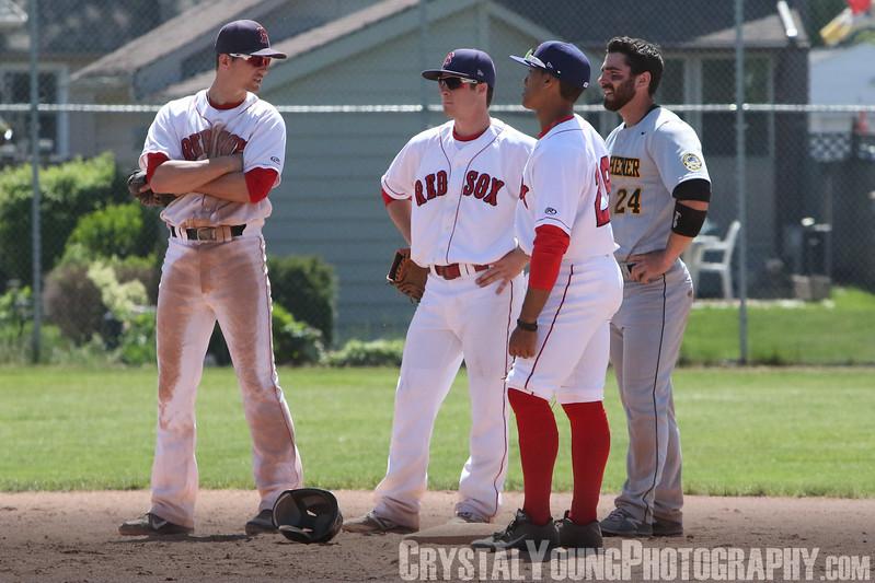 Kitchener Panthers at Brantford Red Sox May 23, 2015