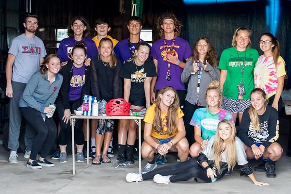 2018-2019 AHS Senior Homecoming Float