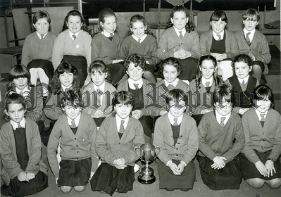 St Joseph's Primary School Lions