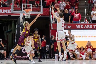 Men's Utah vs Minnesota • 11-15-2019
