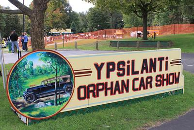 2012 Ypsilanti Orphan Car Show