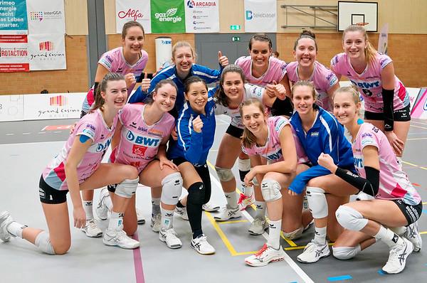 Sm'Aesch-Pfeffingen-Volley Toggenburg / 3:0 Sätze / 13. November 2020